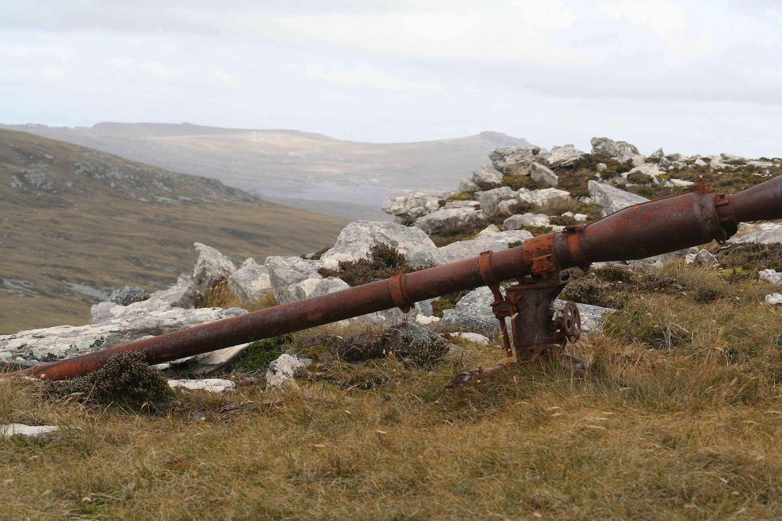 Big Falkland39s Adventure Mount Longdon