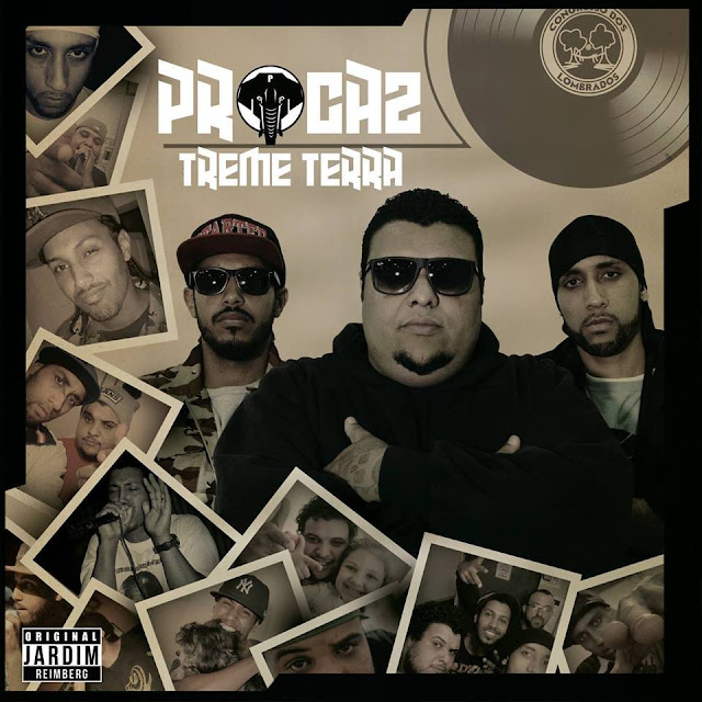 New Albúm  Procaz - Treme Terra (DOWNLOAD)