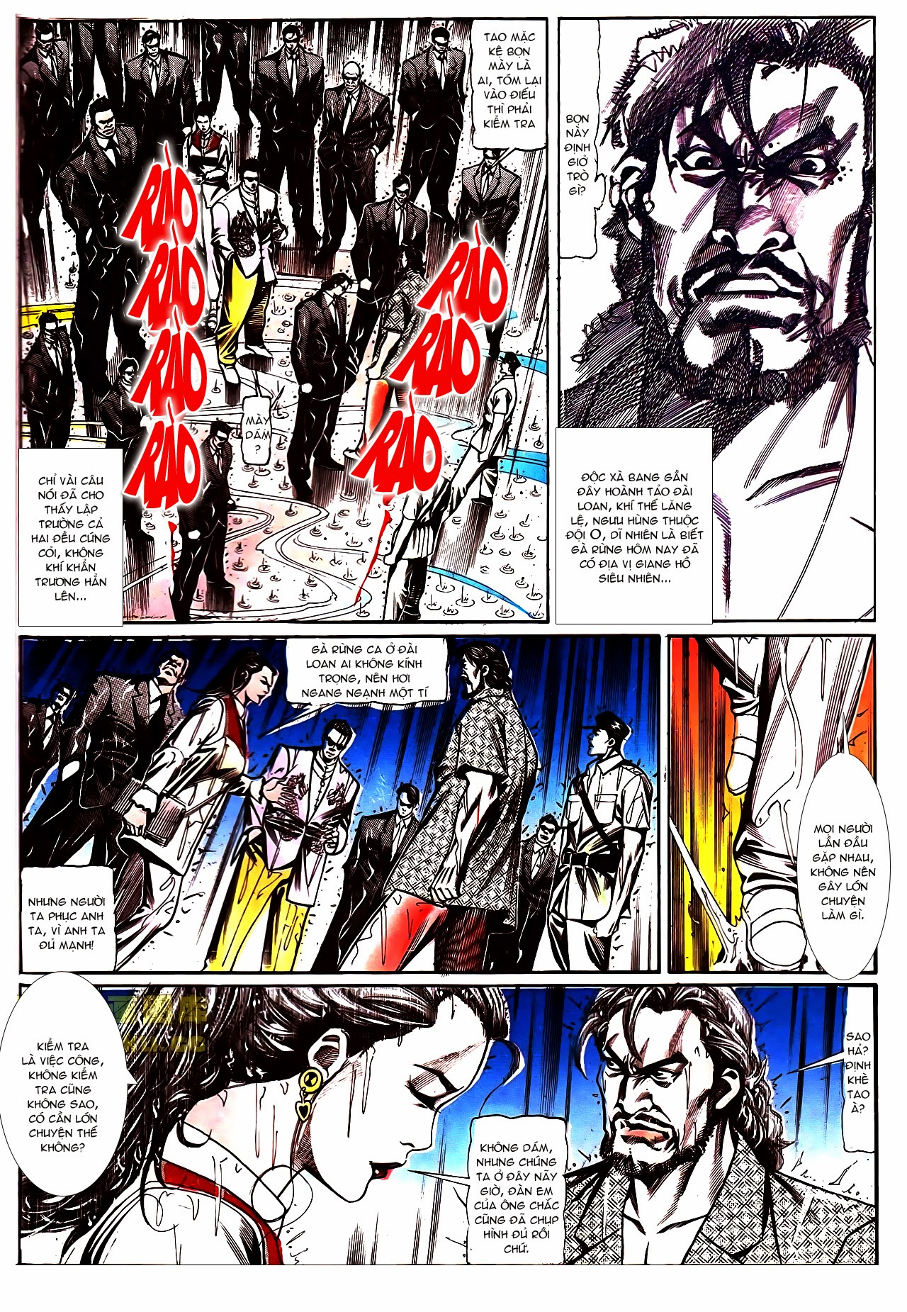 Người Trong Giang Hồ chapter 109: đại ca hùng phong trang 6