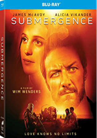 Submergence 2017 BRRip Hollywood English Movie Download