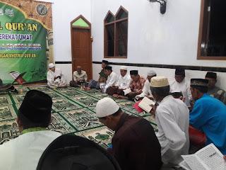 Safari Nuzulul Qur'an - Menyambut Datangnya Lailatul Qadar dengan Khotmil Qur'an