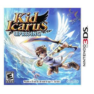 Kid Icarus: Uprising, 3DS, Español, Mega, Mediafire