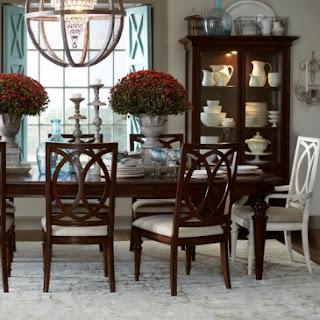 Vintage Bassett Dining Room Furniture - News Home