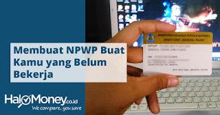 Cara Hitung Pajak Pemilik NPWP Namun Tidak Bekerja