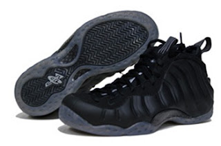 "Nike Foamposite One ""Stealth"" Shoes"