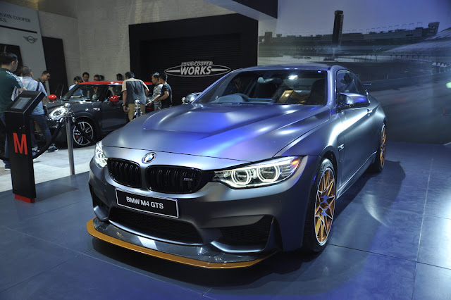 BMW M4 GTS Coupé
