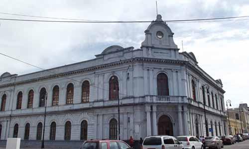 Edificio de Bachilleres de Veracruz