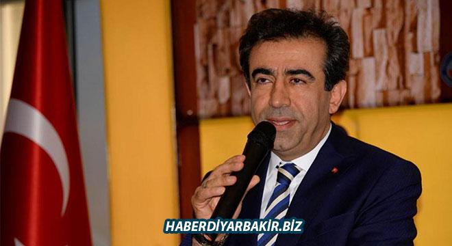 Vali Hasan Basri Güzeloğlu yarın Diyarbakır'daki görevine başlayacak