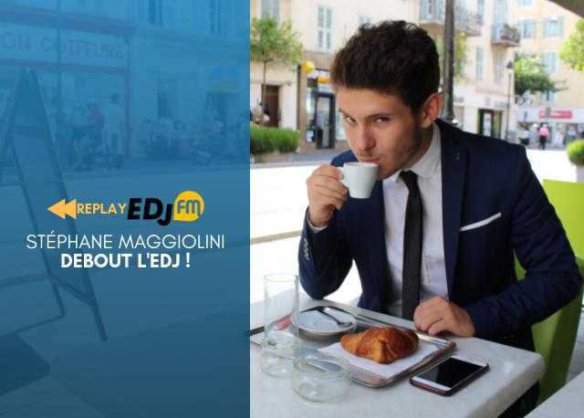 REPLAY - Debout l'EDJ ! - Vendredi 22 mars 2019