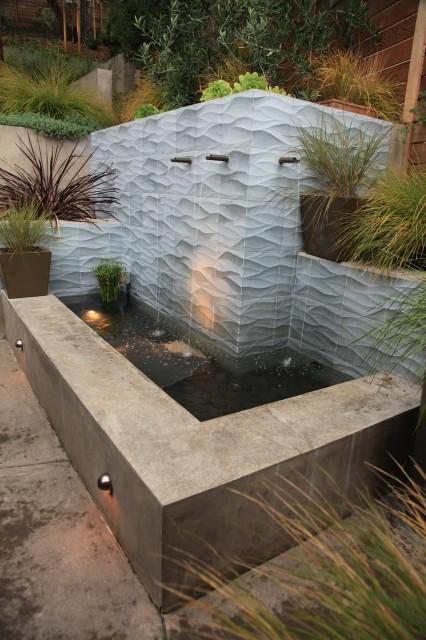 Giardino ville e case moderne - Idee giardino casa ...
