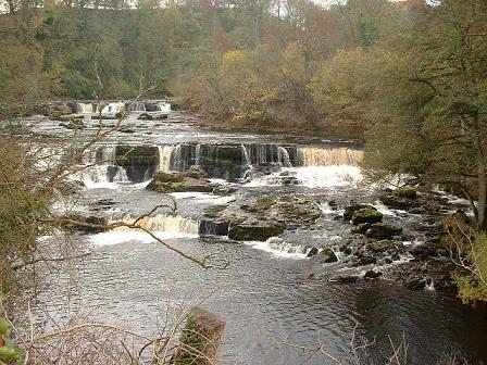 A folyó, ahol Robin megküzdött Little Johnnal