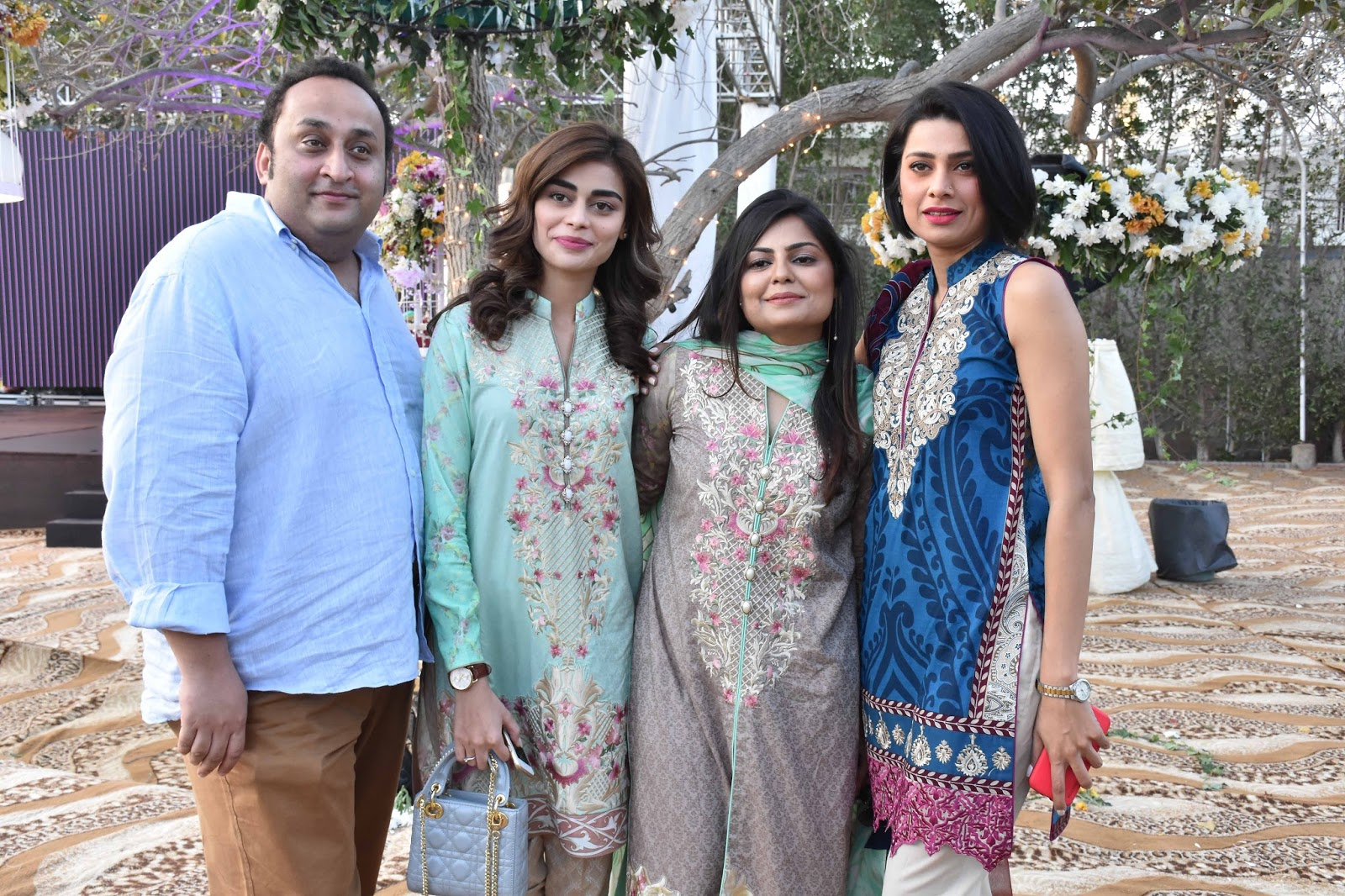 lhv imagesi |Press Release|: Zainab Chottani by LSM unveils S/S' 16 Collection