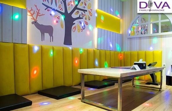 Harga Room Diva Express Tanjung Duren Karaoke Keluarga