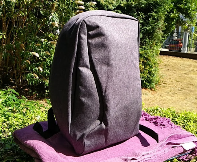 Hagen Bags Berg Backpack Anti Theft Oxford Fabric