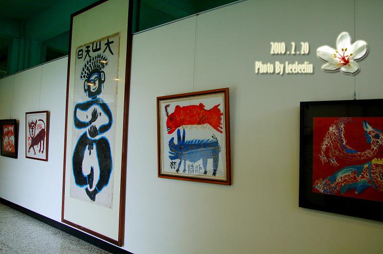 南投埔里藝文|林淵美術館-牛耳石雕藝術渡假村~不只是石雕藝術玩家