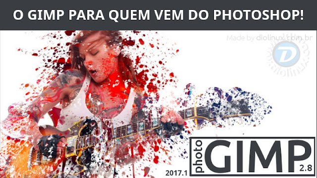 PhotoGIMP 2017.1 Diolinux