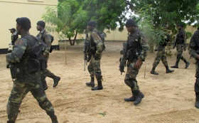Suicide Bomber Kills 4 In Cameroon