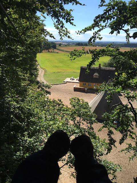 Elämyksiä köysiseikkailupuistoissa Suomessa ja ulkomailla 8