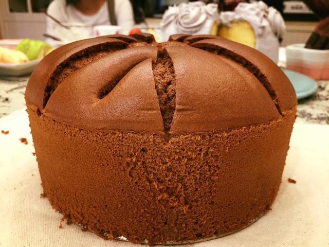 巧克力皇冠戚風蛋糕-chocolate-chiffone-cake5
