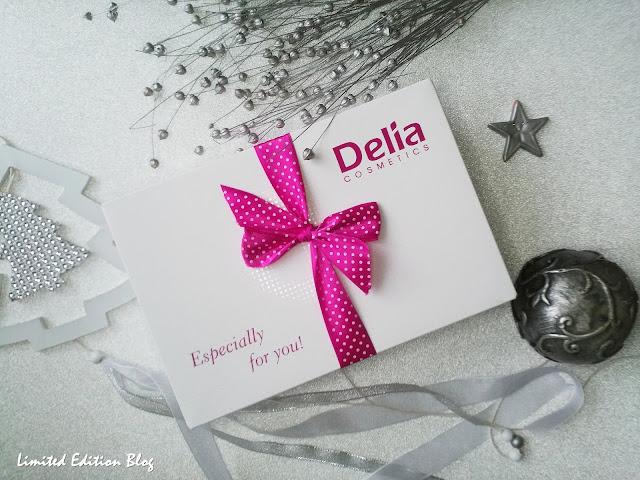 Mikołajkowe nowości Delia - pomadki CREAMY GLAM, lakiery CORAL TREND COLLECTION, kredki do oczu SOFT EYE PENCIL & zmywacz do paznokci z gąbką