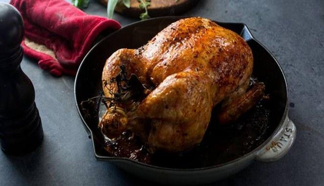 Dua Bagian Ayam Ini Jangan Pernah Kamu Konsumsi