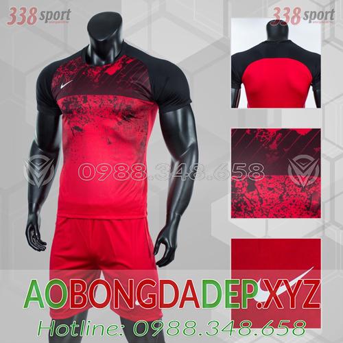 Áo Nike Roter 2019 Màu Đỏ Đẹp
