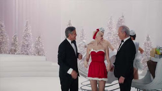 George Clooney Miley Cyrus Bill Murray in A Very Murray Christmas