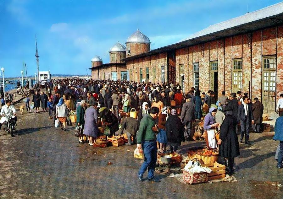 Resultado de imagem para fotos dos mercados de OLhão