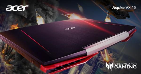 Acer Aspire VX 15 review