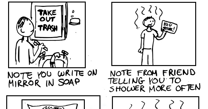 A Cartoon Guide to Becoming a Doctor: What is a SOAP note?