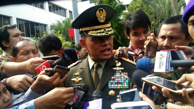 Panglima TNI: Teroris Harus Didefinisikan sebagai Kejahatan Negara