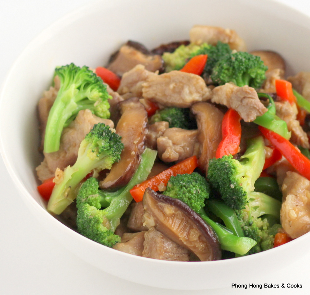 Phong Hong Bakes And Cooks!: My Favorite One Dish Meal