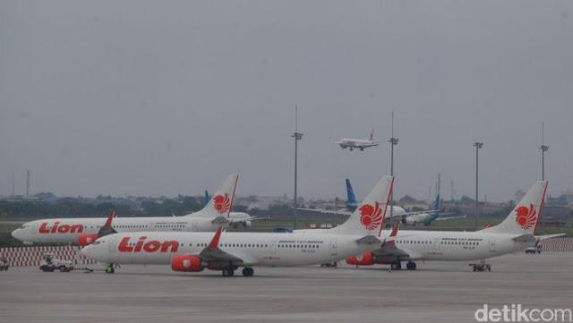 Benarkah Pesawat Lion Air yang Jatuh Nyicil ke Perusahaan China?
