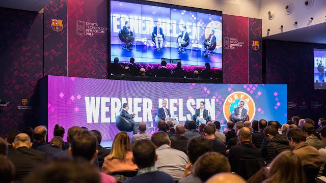 El FC Barcelona acerca el futuro del deporte