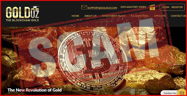 Мошеннический сайт golduz.com - какие отзывы, платит или лохотрон?
