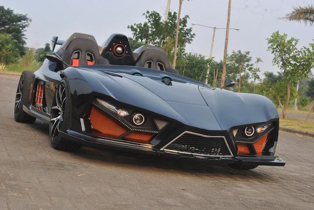 Lowo Ireng Super car