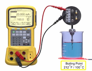 how to use process calibrator - equipment used for calibration