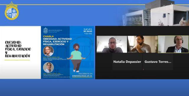 Webinar sobre obesidad y osteoartrosis