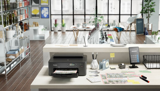 New Canon PIXMA TS705 Inkjet Printer   Image: Canon USA