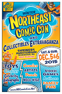 Winter North East Comic Con And Collectibles Extravaganza