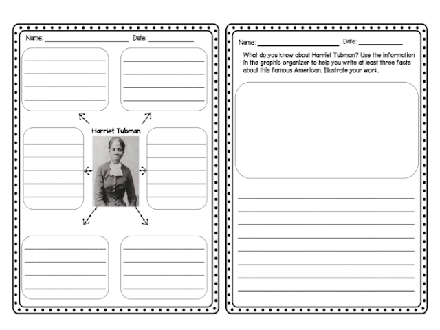 Harriet Tubman Ideas and Activities