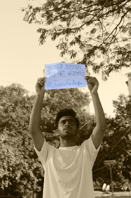 Cover Photo: Raise the voice, save the country! - Spoken Word - Ronak Sawant