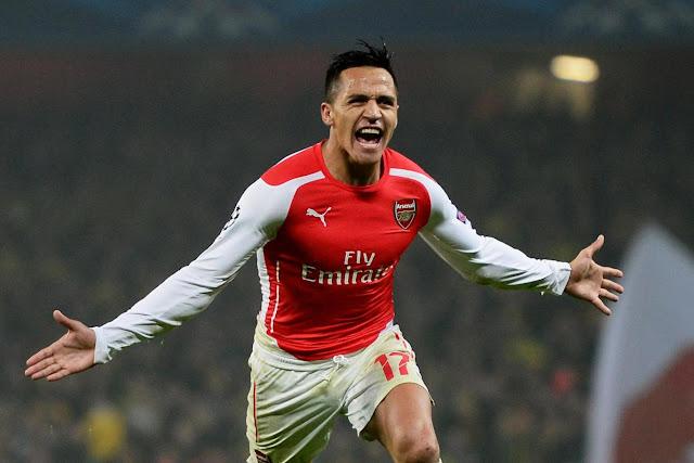 Manchester City Memprioritaskan Transfer Untuk Alexis Sanchez, Virgil Van Dijk