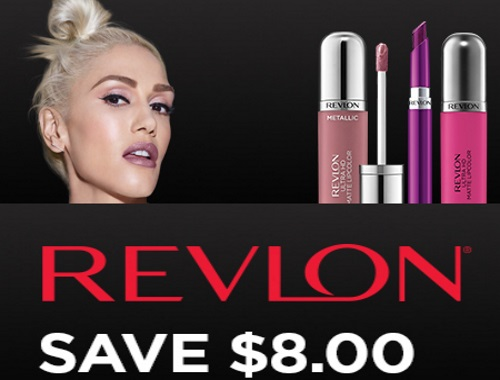 Save.ca Revlon $8 Off Lip Products Coupon