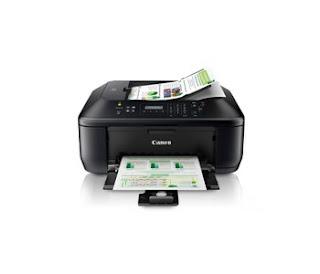 Canon PIXMA MX395 Inkjet Printer Driver Download