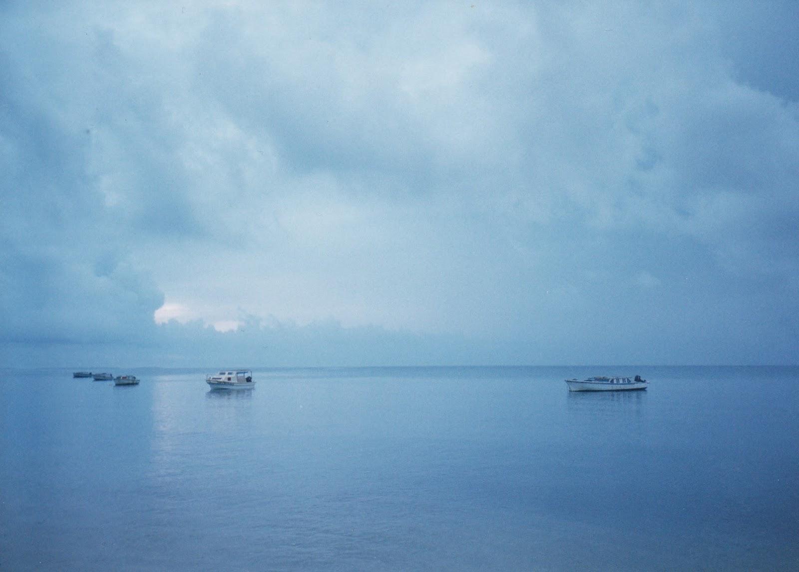 Tonga travels brings a beautiful twilight scene