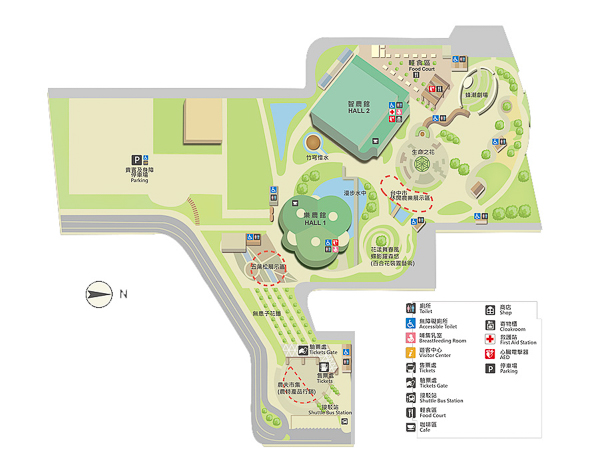 2020台中世界蘭花展花博外埔園區,接駁車交通資訊、門票資訊參考