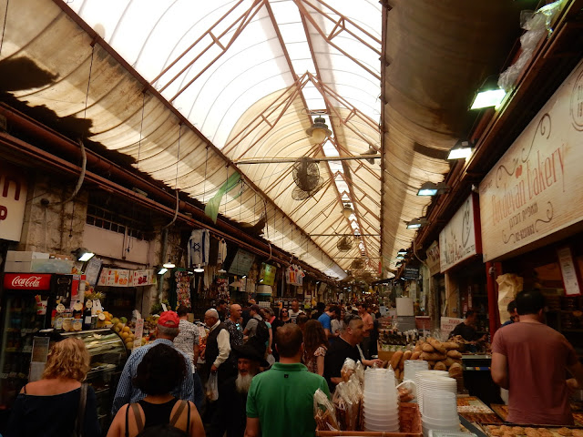 Mahane Yehuda, Mercado, Jerusalem, Israel, Elisa N, Blog de Viajes