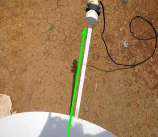Cara Mencari Arah Satelit Parabola Mini Ku-Band dengan DVB Finder