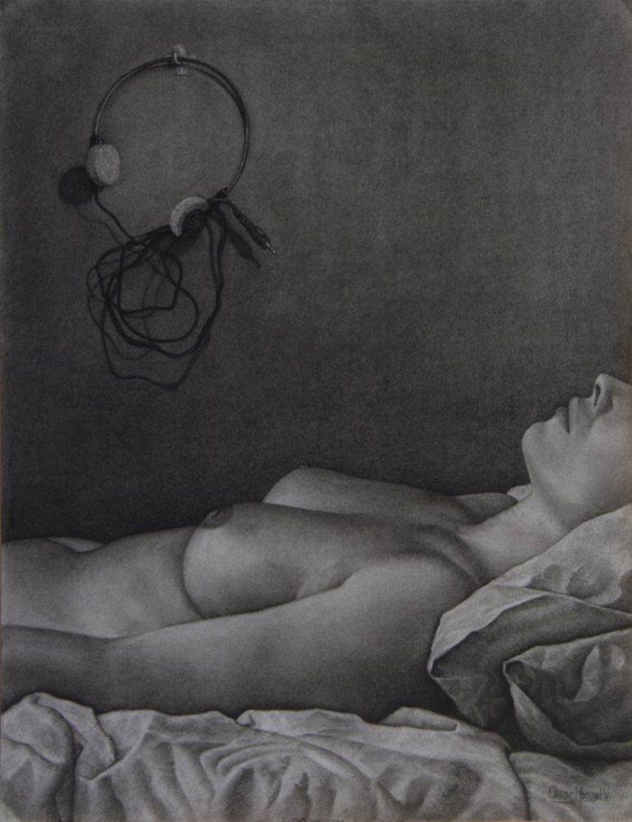 Страница из книги. Oscar Manuel Vargas
